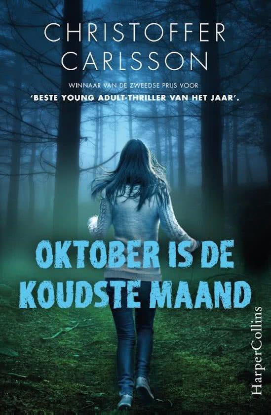 Oktober is de koudste maand van Christoffer Carlsson