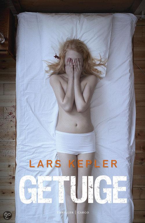Getuige van Lars Kepler enthousiast ontvangen