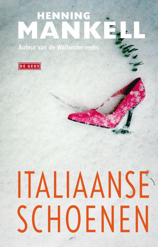 Italiaanse schoenen van Henning Mankell