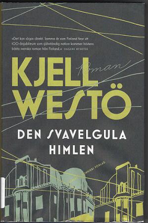 De zwavelgele hemel van Kjell Westö